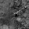Lunar Reconnaissance Orbiter - Boulder on the Edge