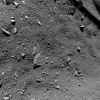 Comet from 9 m