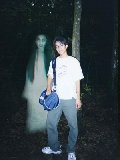 Fake Ghost Girl