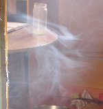 Spirit in incense
