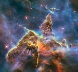 Hubble - Carina Nebula