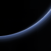 Pluto�s Haze In Bands Of Blue
