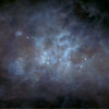 Akari view Of The Cygnus region In The Milky Way