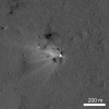 LADEE Impact Crater Found!
