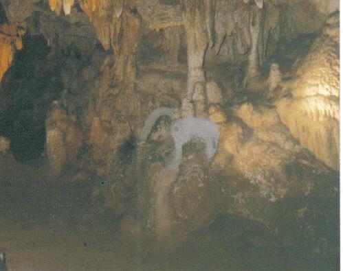 Luray Caverns Mist