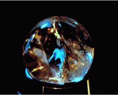 Is that Christ in my Crystal Ball?