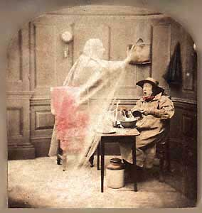 The Ghost in the Stereoscope.