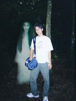 Fake Ghost Girl