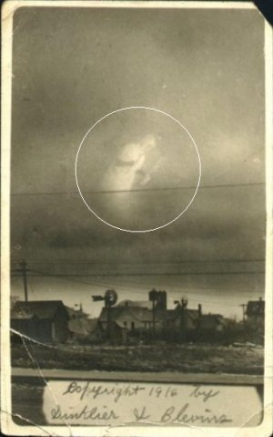 1916, Sky Apparition