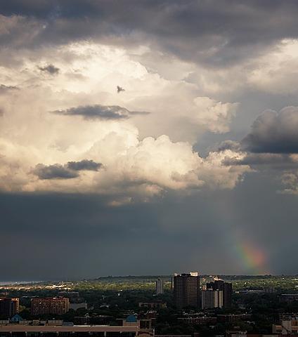 Angel Or Cloud?