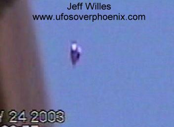Jeff Willes Footage May 24th 2003