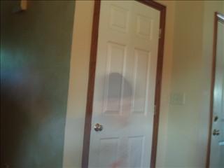 Brand new door ghost!