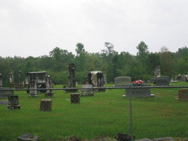 Graveyard ghost??