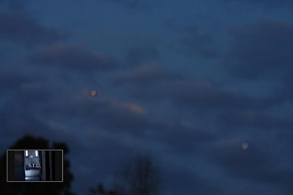 Not sure looks like orbs but