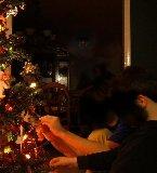 Strange Light in Christmas...
