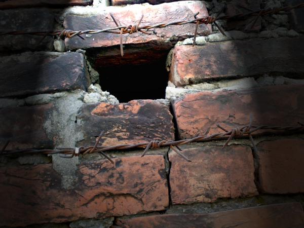 A Hole In The Wall...ONE