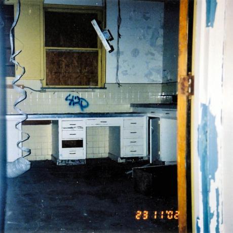 Abandoned Hospital - Morgue