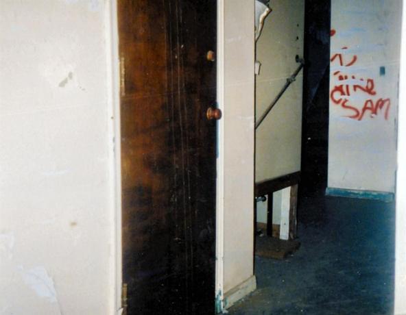 Abandoned Hospital - Radiation Room