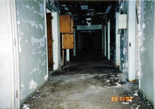 Abandoned Hospital - Hallway 1