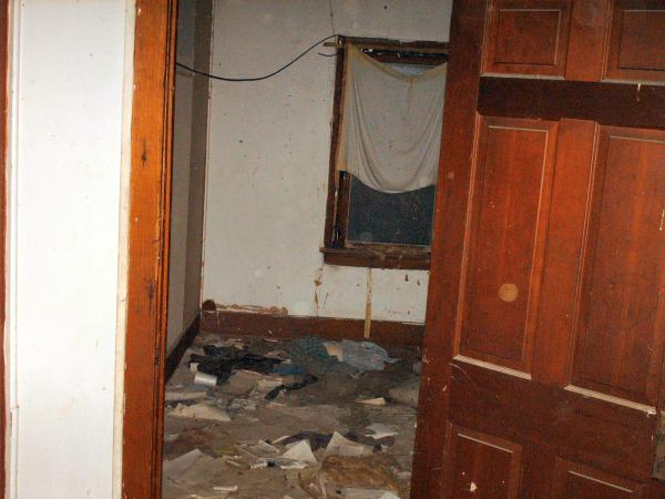 Abanoned House - Bedroom