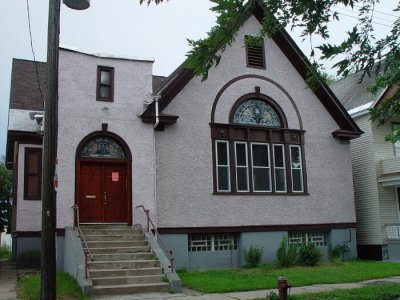 Haunted recording studio Church Image 1