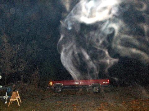 Spirit Above Truck
