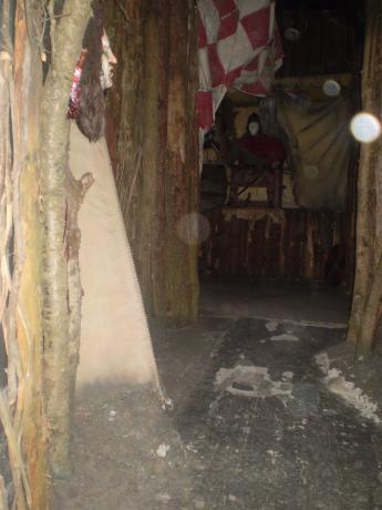 Orbs??? York Dungeons uk 23/01/2010