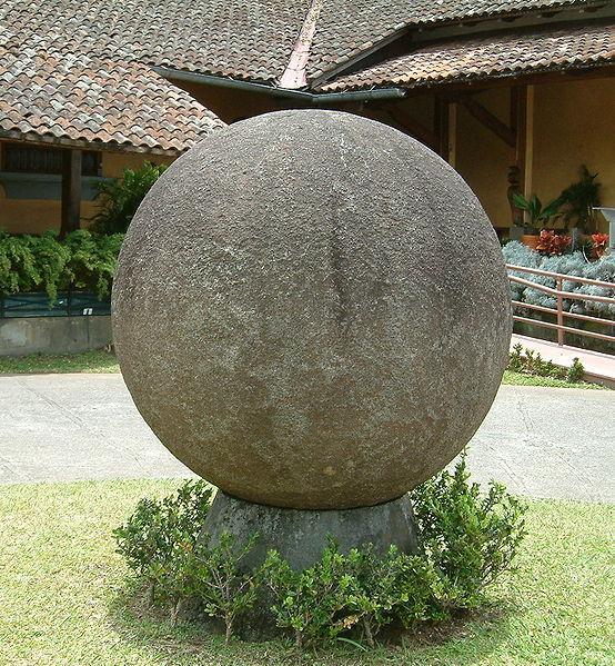Costa Rican Stone Spheres