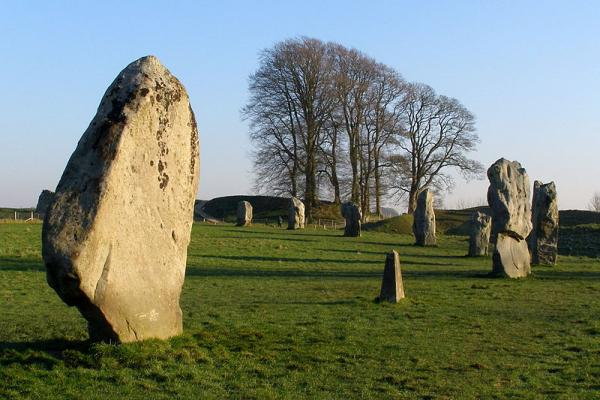 Avbury Stone Circle (3)