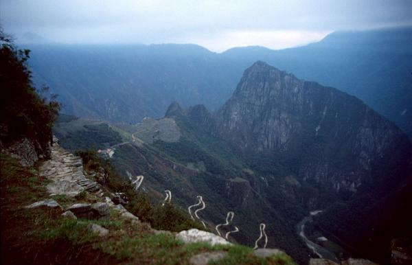 High Altitude Inca Trail