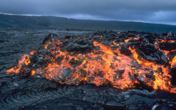Erupting Volcano (4)