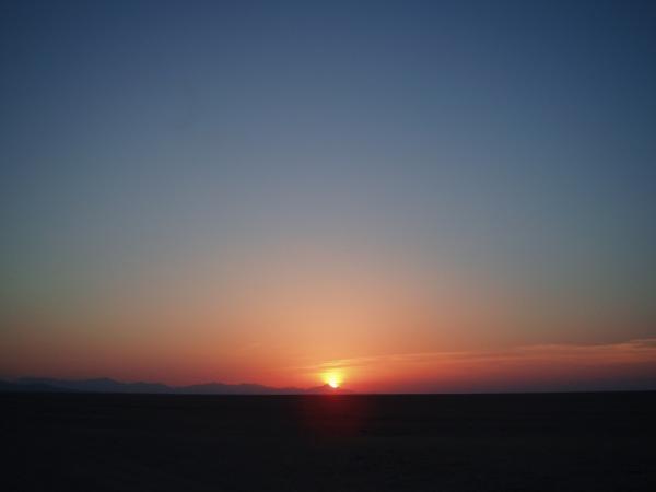 Sunset Saqqara
