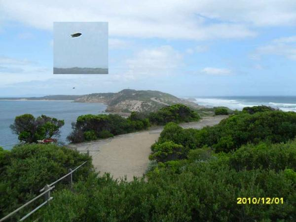 Point Nepean UFO