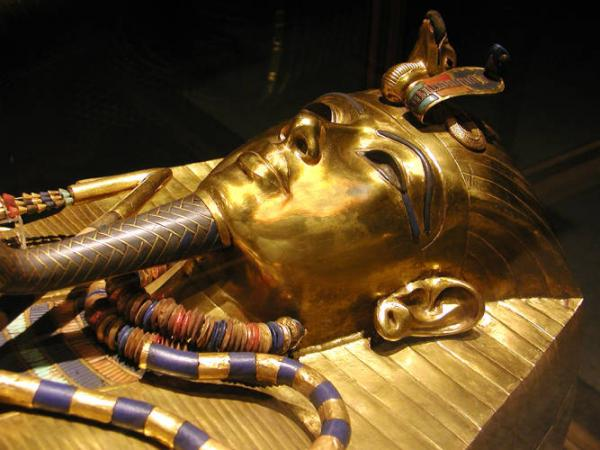 The Boy King Tutankhamun