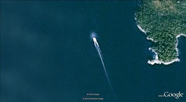 Google Earth, Alaska