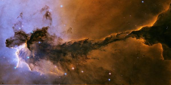 Hubble - The Eagle Nebula