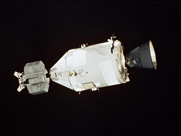 Apollo in Orbit