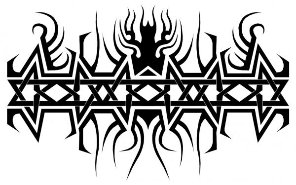 Tribal Armband Tattoo Design
