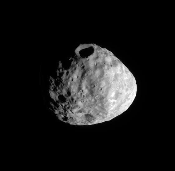 Janus - Crater View