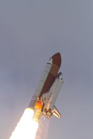 Endeavour - Final launch, 16th May 2011