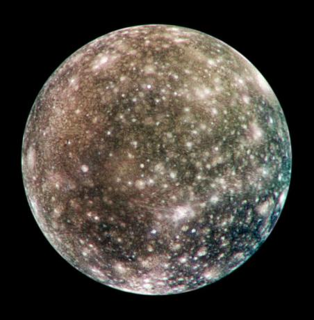 Global Callisto in Color