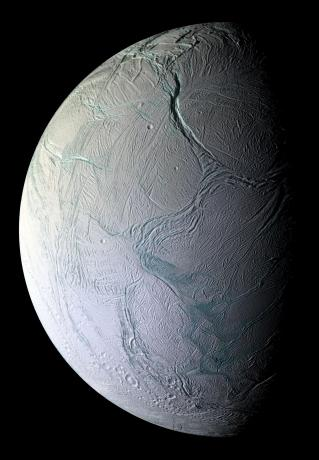 Enceladus - A Tectonic Feast