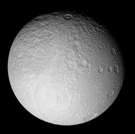 Tethys in Full View