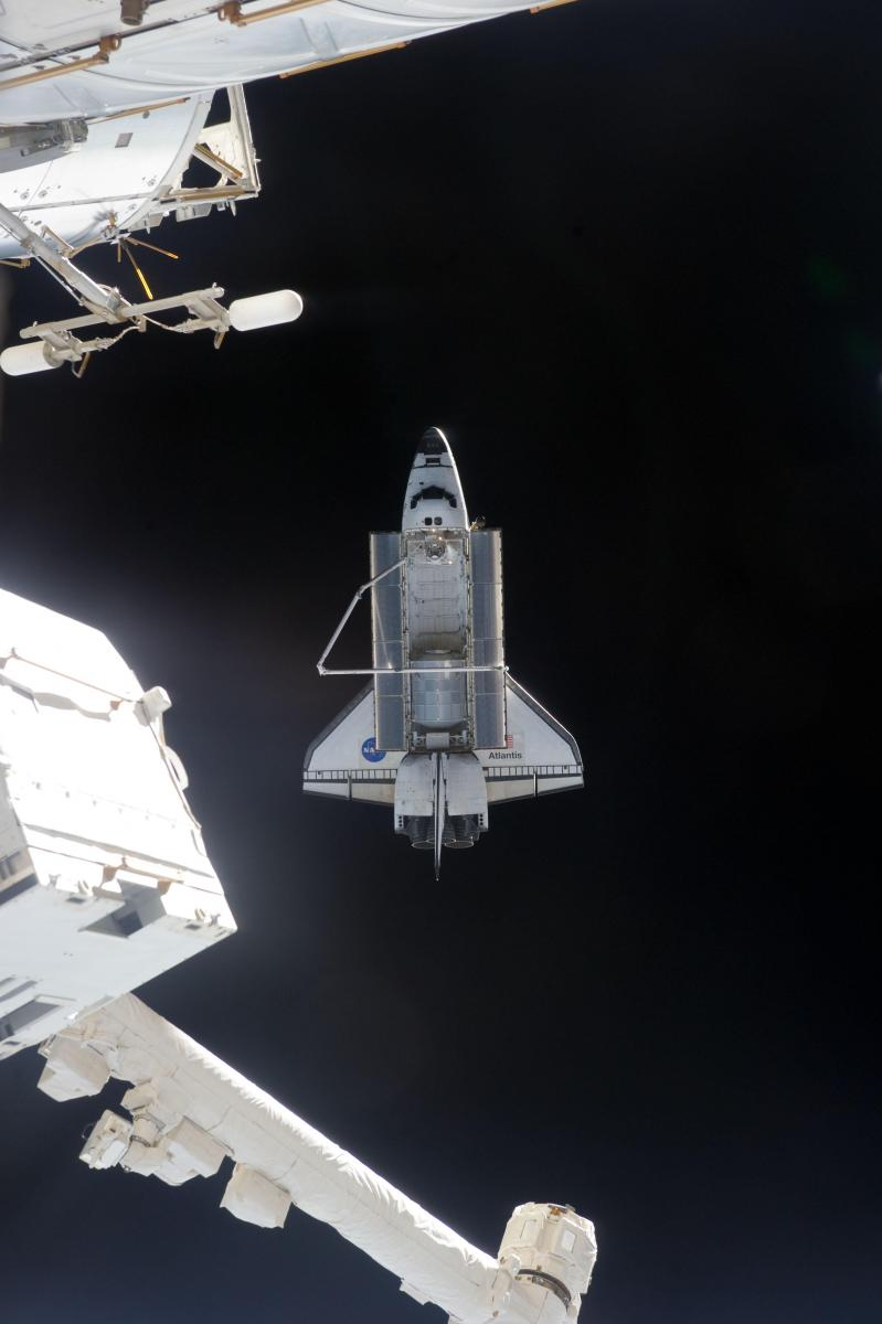 space shuttle the final mission bbc - photo #32
