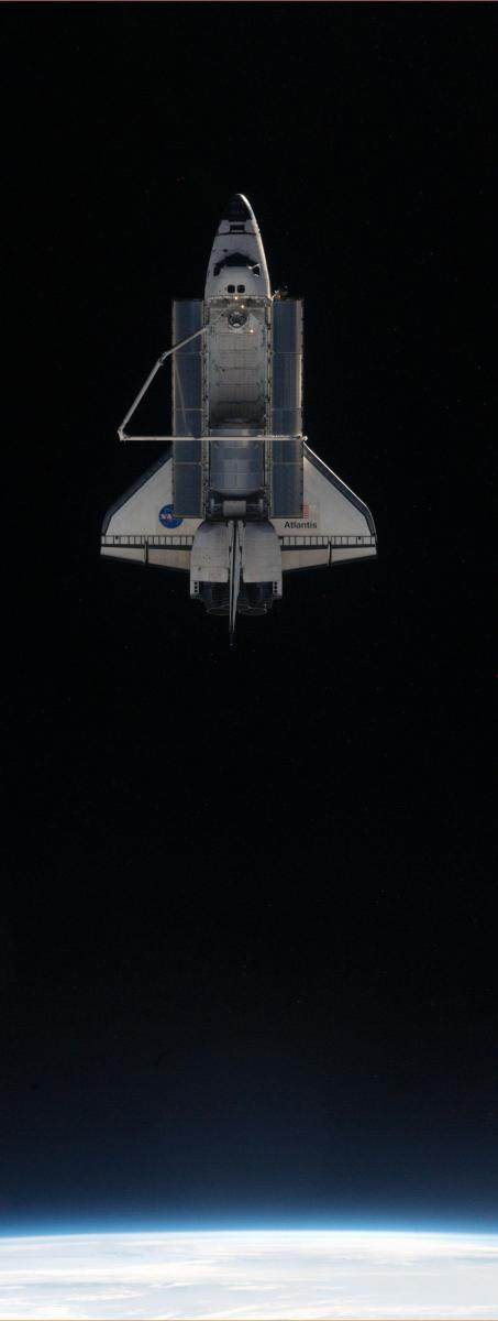 space shuttle atlantis chart - photo #29