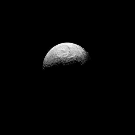 Southern Iapetus