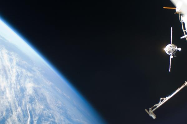 ISS Progress 43 Resupply Ship