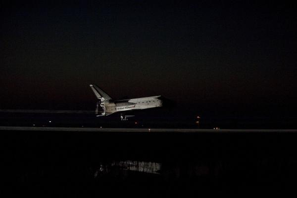The Final Space Shuttle Mission: STS-135 - Xenons Light the Way