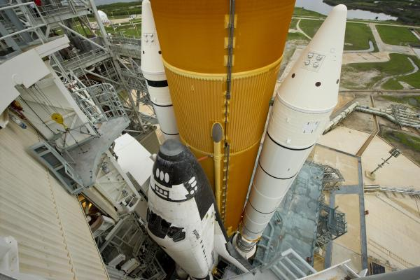 The Final Space Shuttle Mission: STS-135 - On the Pad