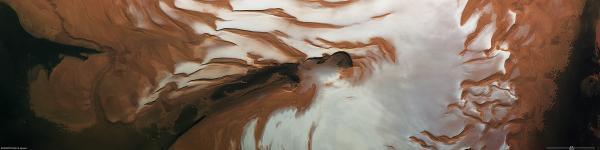 Mars� northern polar regions in transition